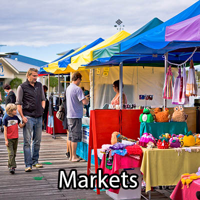 Markets @ Emerald Shops | Macleay Island | Queensland | Australia