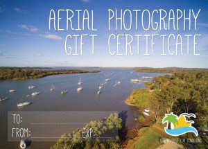 Aerial Photography Gift Certificate